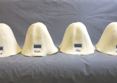 Tikandiga saunamüts