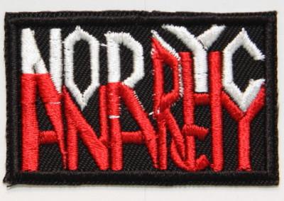 Tikitud embleem Nordyc Anarchy