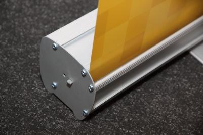 Roll-up kasset, tugev alumiiniumkorpus