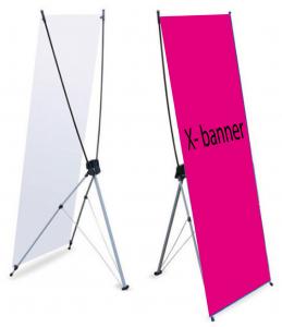X-banner stend